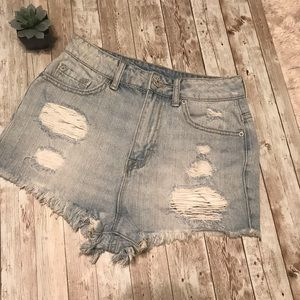 Urban outfitters BDG high rise jean shorts 26